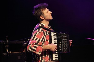 Pieter accordeon